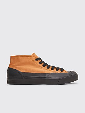 Converse x ASAP Nast JP Chukka Mid Pumpkin Spice Orange