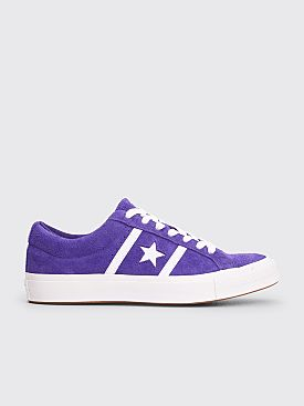 Converse One Star Academy Ox Purple