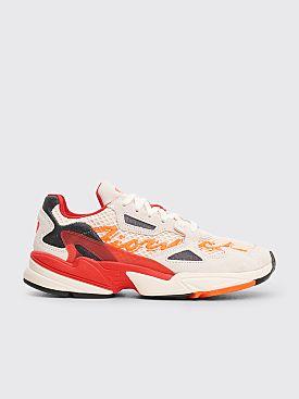 adidas x Fiorucci Falcon W White / Red
