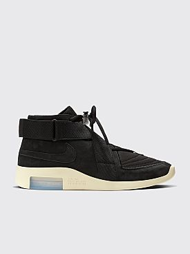 Nike Air 1 x Fear Of God Raid Black / Fossil