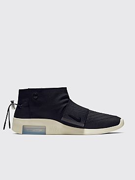 Nike Air x Fear Of God Strap Black / Fossil