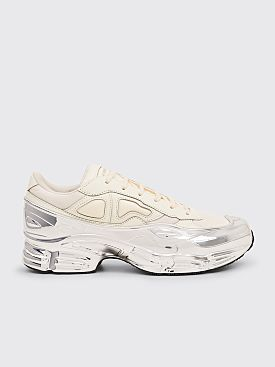 adidas x Raf Simons RS Ozweego Cream White / Chrome