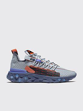 Nike ISPA React Wolf Grey / Sapphire