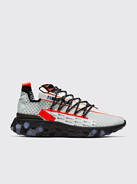 Nike ISPA React Ghost Aqua / Total Crimson