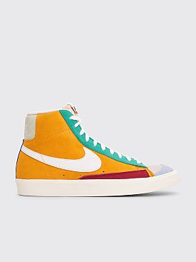 Nike Blazer Mid 77 Suede Noble Red / Kinetic Green