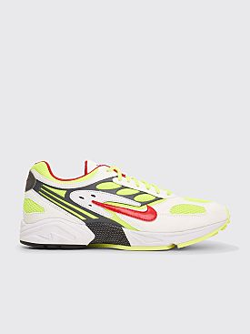 Nike Air Ghost Racer White / Atom Red