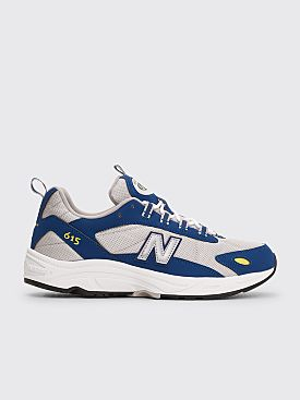 New Balance ML615 Blue / Silver