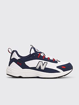 New Balance ML615 Navy / Red