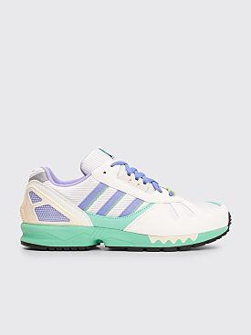 adidas Consortium ZX 7000 White / Lilac