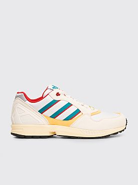 adidas Consortium ZX 6000 Creme / Red / Yellow