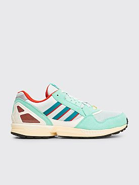 adidas Consortium ZX 9000 Mint / Scarlet / Yellow