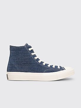 Converse Renew Chuck 70 Hi Dark Denim