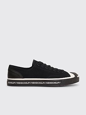 Converse x Neighborhood Jack Purcell OX Black