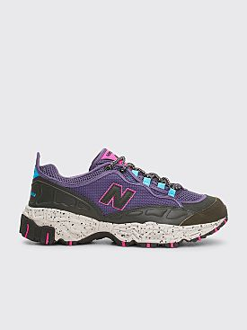 New Balance ML801 Purple / Green