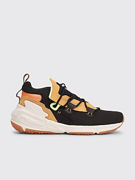 Nike The10th Zoom Moc Black / Club Gold
