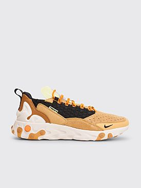 Nike The10th React Sertu Club Gold / Black