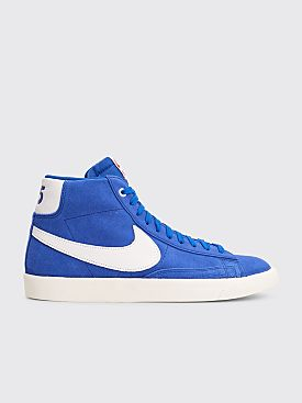 Nike x Stranger Things Blazer Mid QS Game Royal / White