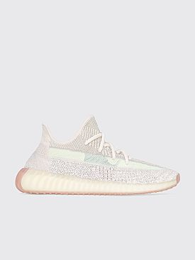 adidas Yeezy Boost 350 V2 Reflective Citrin