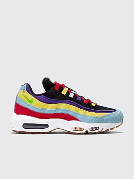 Nike Air Max 95 SP Psychic Blue / Chrome Yellow