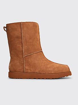Eckhaus Latta x UGG Block Boots Chestnut