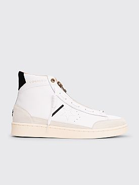 Converse x Ibn Jasper Pro Leather Mid White