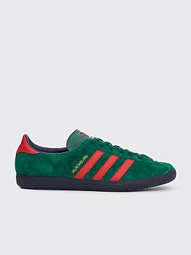 adidas Blackburn SPZL Green / Red
