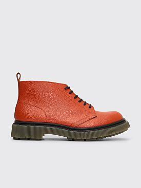 Adieu Type 121 Polido Grain Boots Orange
