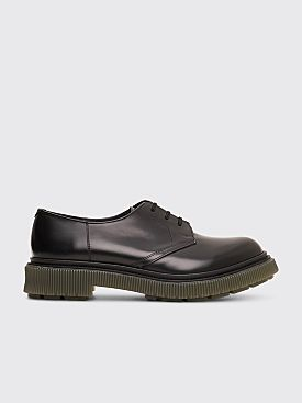 Adieu Type 132 Polido Derby Shoes Black