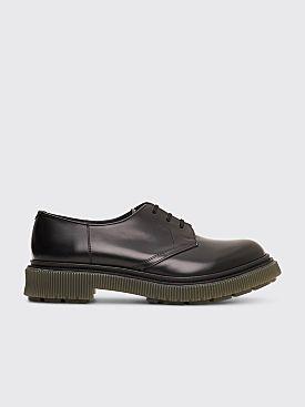 Adieu Type 132 Polido Derby Shoes Black