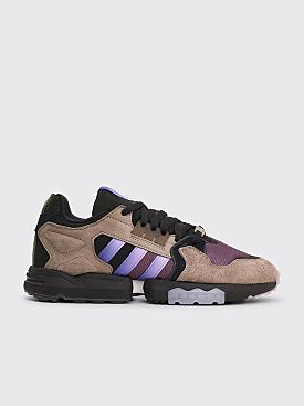 adidas Consortium x Packer ZX Torsion Brown / Ink / Core Black