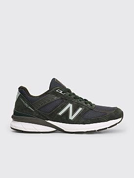 New Balance M990V5 Defense Green