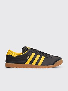 adidas Oslo Black / Yellow