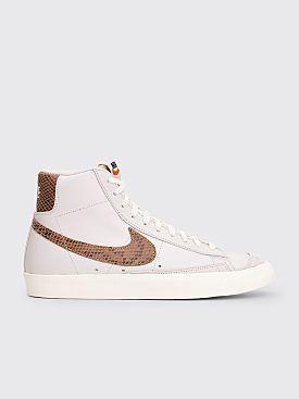 Nike Blazer Mid '77 Leather Grey