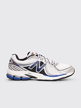New Balance ML860V2 White / Blue