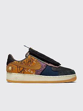 Nike x Travis Scott Cactus Jack Air Force 1 Low Multi Color / Muted Bronze