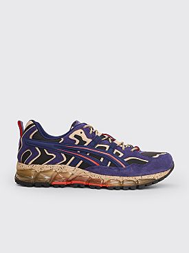 Asics Gel-Nandi 360 Black / Peacoat