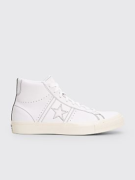 Converse x Case Study One Star Academy Hi White