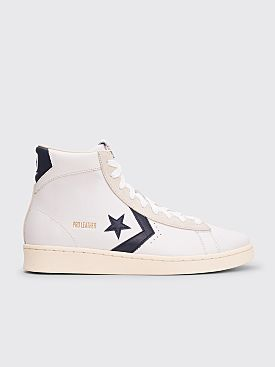 Converse Pro Leather OG Mid White / Obsidian