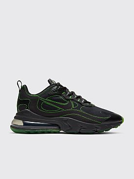 Nike Air Max 270 React SP Black / Electric Green