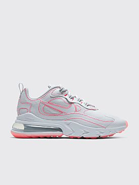 Nike Air Max 270 React SP White / Flash Crimson
