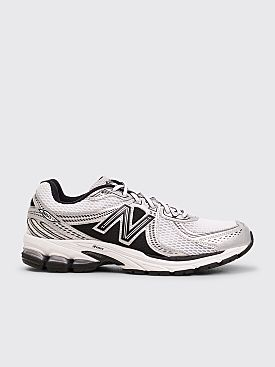 New Balance ML860V2 Silver / Black