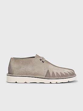 Clarks Originals x NEIGHBORHOOD Desert Trek Boots Suede Grey