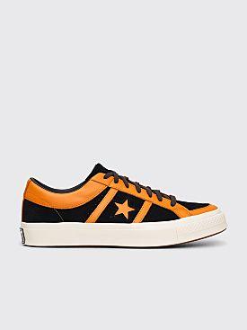 Converse x Ivy League One Star Academy OX Black / Russet Orange