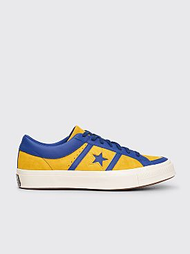 Converse x Ivy League One Star Academy OX Lemon / Midnight Lake