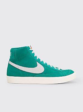 Nike Blazer Mid 77 Suede Neptune Green