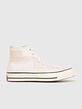 Converse x Mono Patchwork Chuck 70 Hi Antique White