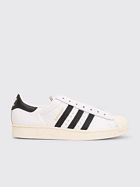 adidas Superstar Laceless White