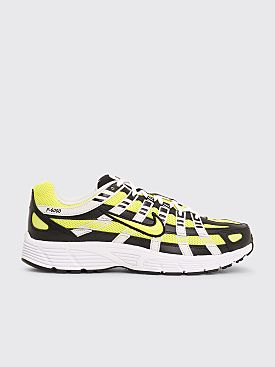 Nike P-6000 Black / Lemon