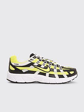 Nike P-6000 Black / Lemon