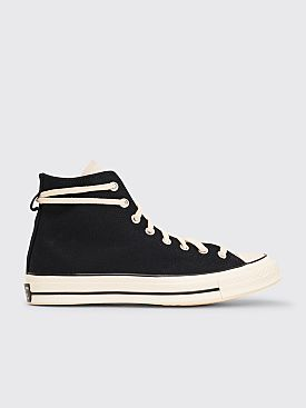 Converse x Fear Of God Chuck 70 Hi Black